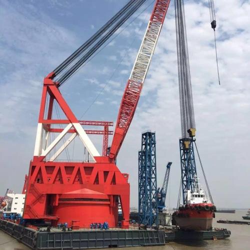 码头吊机的防锈过程及设计要求